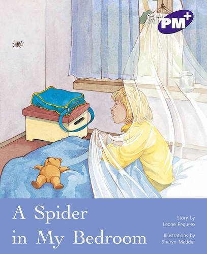 9780170098144: PM Plus Level 19 Fiction Mixed Pack Purple(10): A Spider In My Bedroom PM PLUS Level 19 Purple