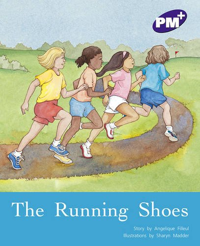 9780170098199: PM Plus Purple 20 Fiction Mixed Pack (10): The Running Shoes PM PLUS Level 20 Purple: 7