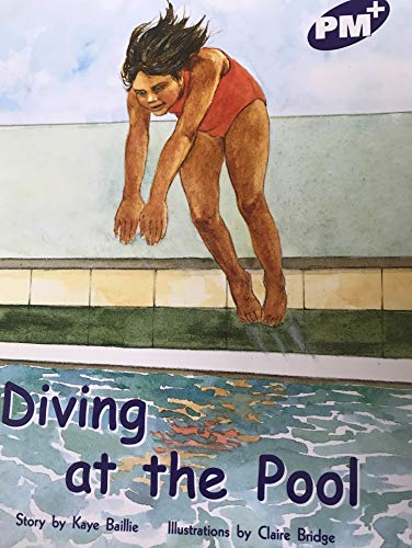 9780170098250: PM Plus Purple 20 Fiction Mixed Pack (10): Diving at the Pool PM PLUS Level 20 Purple