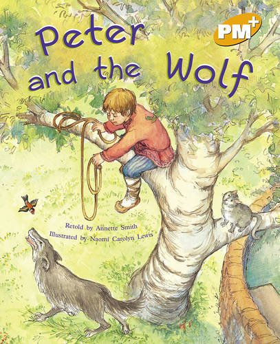 9780170098458: Peter and the Wolf PM PLUS Gold 21: Gold Level 21
