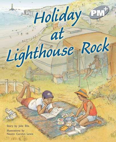 9780170098854: PM Plus Silver 24 Fiction Mixed Pack (10): Holiday at Lighthouse Rock PM PLUS Level 24 Silver
