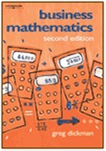 9780170102797: Business Mathematics