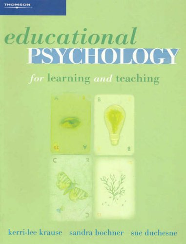 9780170103510: Educational Psychology for Learning and Teaching