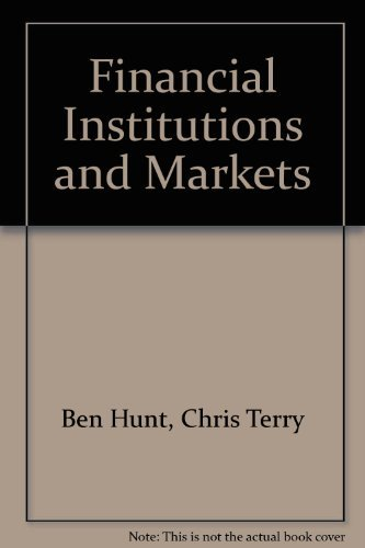 9780170103787: Financial Institutions and Markets