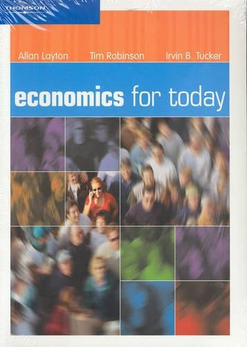 9780170104623: Economics for Today