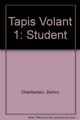 Tapis Volant 1 Student Book: Jane Zemiro &