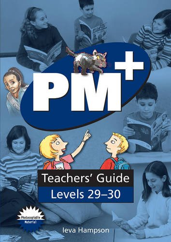 9780170108393: PM Plus Sapphire Teachers' Guide Levels 29-30