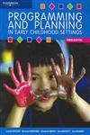 9780170111669: Programming and Planning in Early Childhood Settings