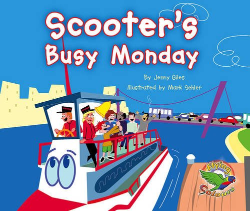 9780170113120: Scooter's Busy Monday