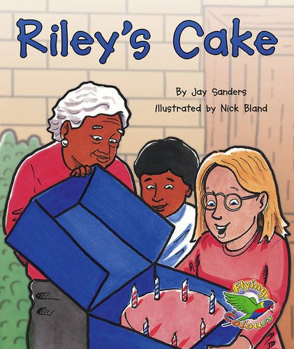 9780170113137: Riley's Cake (Flying colours)