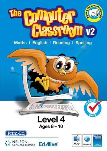 9780170118958: Computer Classroom Level 4