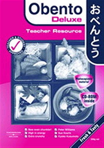 9780170120050: Obentoo Deluxe: Teacher Resource Pack (Japanese Edition)