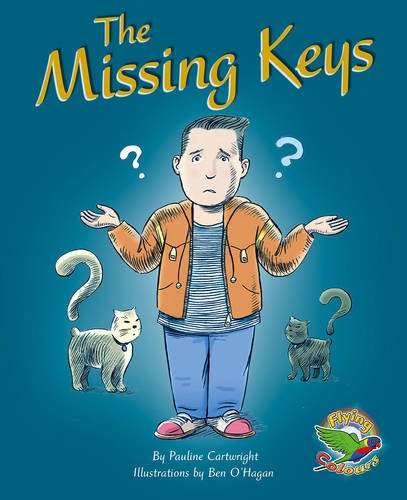 9780170120463: The Missing Keys