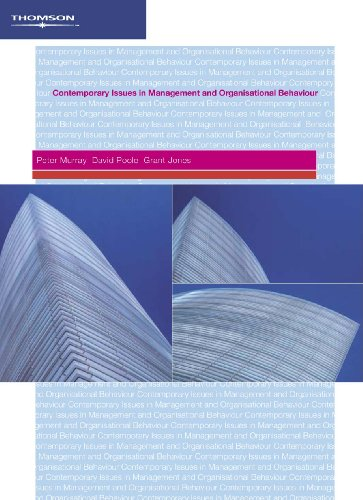 9780170121279: Contemporary Issues in Management and Organisational Behaviour