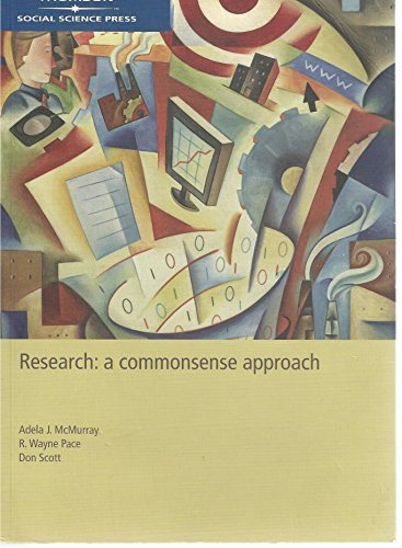 9780170122351: Research: A Commonsense Approach