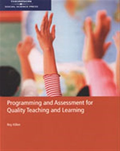 9780170122474: Programming and Assessment for Quality Teaching and Learning