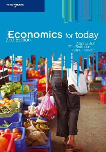 9780170122641: Economics for Today