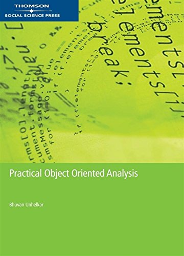 9780170122986: Practical Object Oriented Analysis