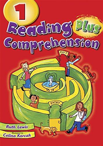 Reading Plus Comprehension: Book 1: Lewis, Ruth