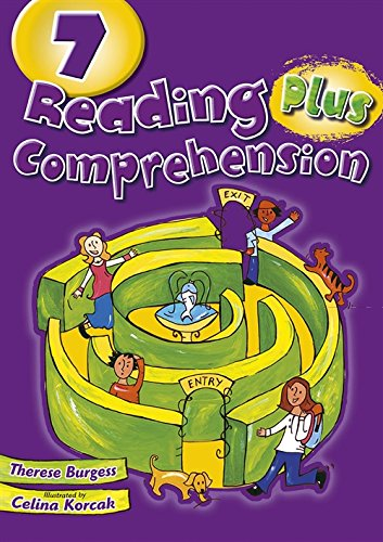 9780170123068: Reading Plus Comprehension: Book 7