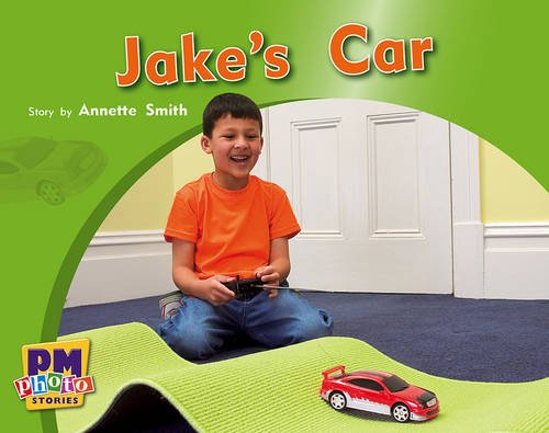 9780170123280: Jake's Car PM Photo Stories Red Levels 3,4,5