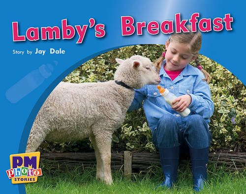 9780170123365: Lamby's Breakfast PM Photo Stories Yellow Levels 6,7,8