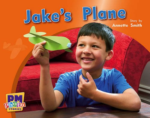 9780170123440: PM Photo Stories Yellow Levels 6,7,8 (10): Jake's Plane PM Photo Stories Yellow Levels 6,7,8: 9