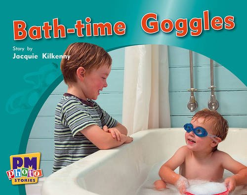 9780170123488: Bath-time Goggles PM Photo Stories Blue Levels 9,10,11: 3