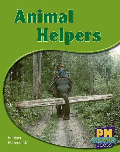 9780170123969: Animal Helpers PM Science Facts Yellow Levels 8/9