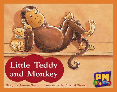 9780170124270: Little Teddy and Monkey