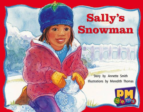 9780170124294: Sally's Snowman PM GEMS Red Levels 3,4,5