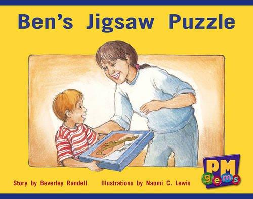 9780170124355: Ben's Jigsaw Puzzle