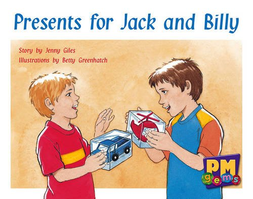 9780170124362: Presents for Jack and Billy PM GEMS Red Levels 3,4,5: 10