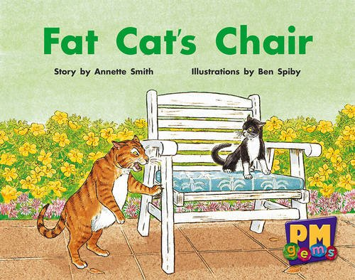 9780170124492: PM Gems Blue Levels 9,10,11 (10): Fat Cat's Chair PM GEMS Blue Levels 9,10,11