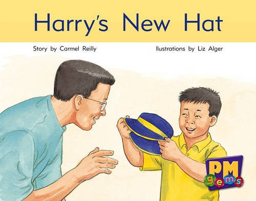 9780170124539: Harry's New Hat PM Gems Blue Levels 9,10,11