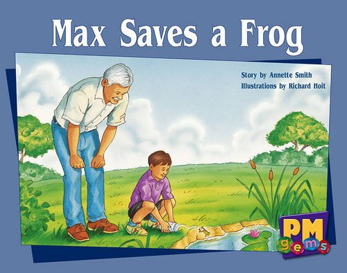 9780170124614: Max Saves a Frog