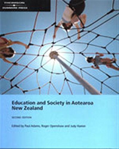 9780170124843: Education and Society in Aotearoa New Zealand