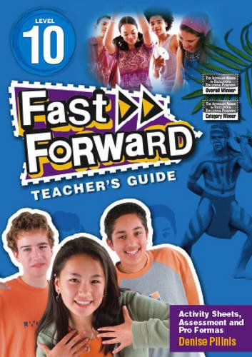 9780170125482: Fast Forward Blue Level 10 Teacher's Guide