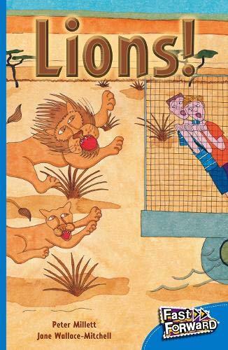 9780170125512: Lions!