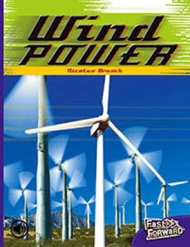 9780170126656: Wind Power (Fast Forward Level 20 Non-Fiction)