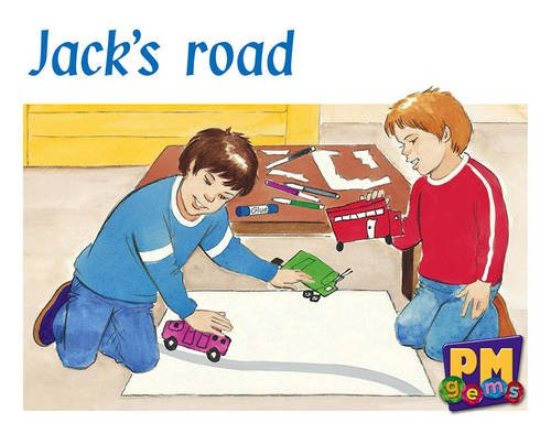 9780170128407: Jack's road PM GEMS Magenta Levels 2,3: 7