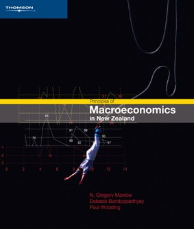 Principles of Macroeconomics in New Zealand (Paperback): Paul Wooding