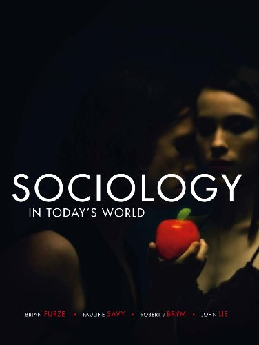 9780170130400: Sociology in Today's World