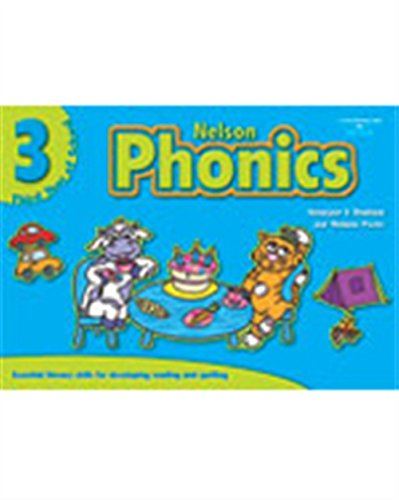 9780170131087: Nelson Phonics Workbook 3