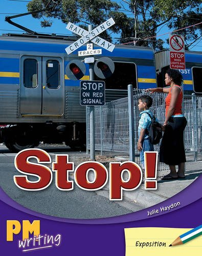 9780170132299: Stop! PM Writing 1 Blue/green 11/12