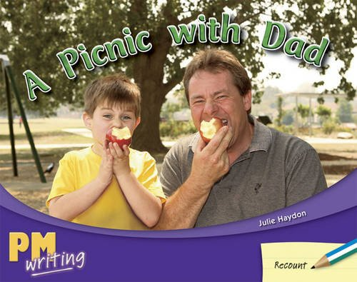 9780170132312: A Picnic with Dad PM Writing 1 Blue/green 11/12