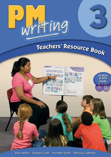9780170132749: PM Writing 3 Teachers' Resource Book (with Site Licence CD & DVD)