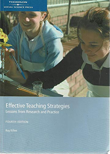 9780170132770: EFFECTIVE TEACHING STRATEGIES