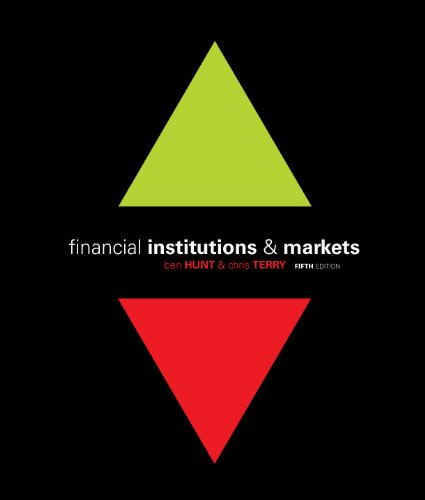 9780170133012: Financial Institutions and Markets