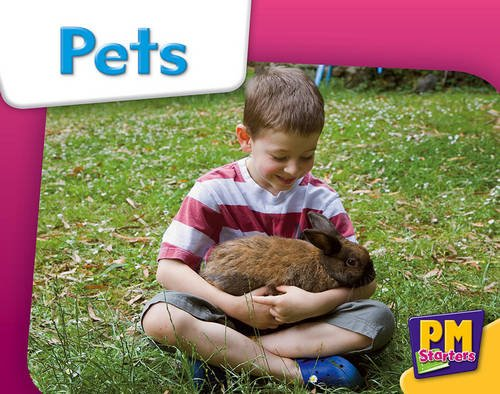 9780170133456: Pets PM Magenta Starters One (PM Starters)